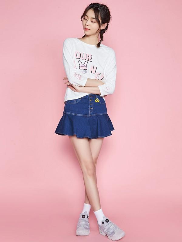 深圳品牌红贝缇18夏款折扣货源 时尚都市女装尾货分份