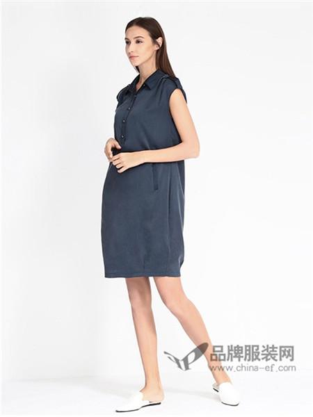 广汇佳女装2018春夏时尚优雅宽松上衣