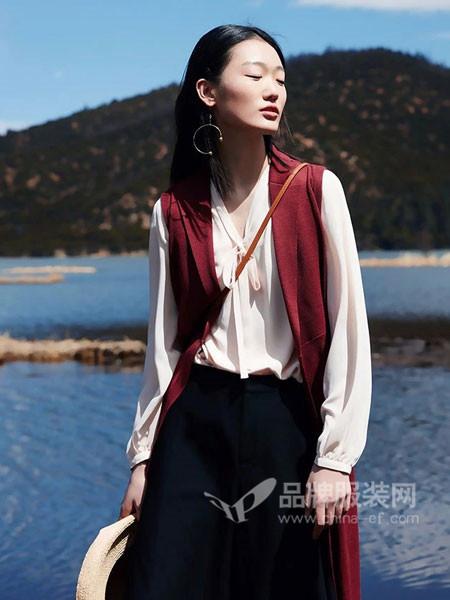 柒秀服饰女装2018夏季时尚优雅气质百搭马夹外套