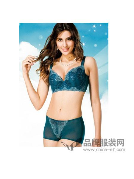 卡丁娜内衣/睡衣打造中国内衣市场的主导品牌