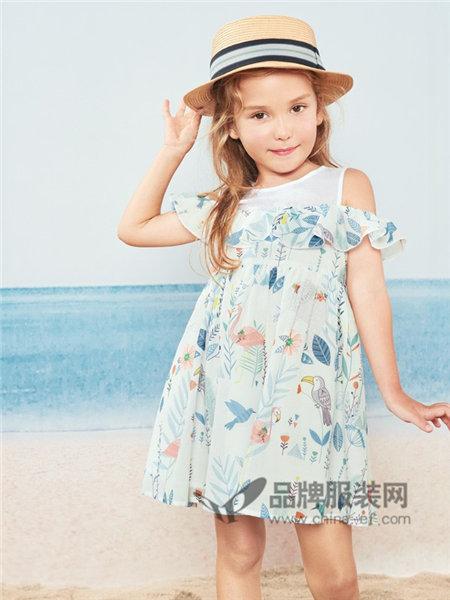 捷米梵童装为中国小朋友塑造清新优雅自信阳光