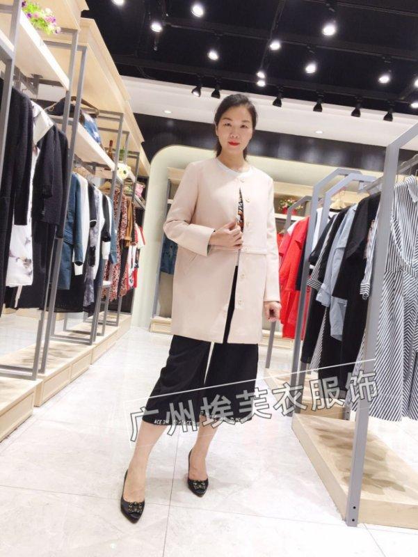 广州美衫美服饰有限公司女装2018夏季新品