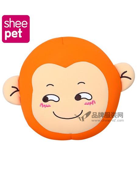 舒宠公仔可爱猴子抱枕