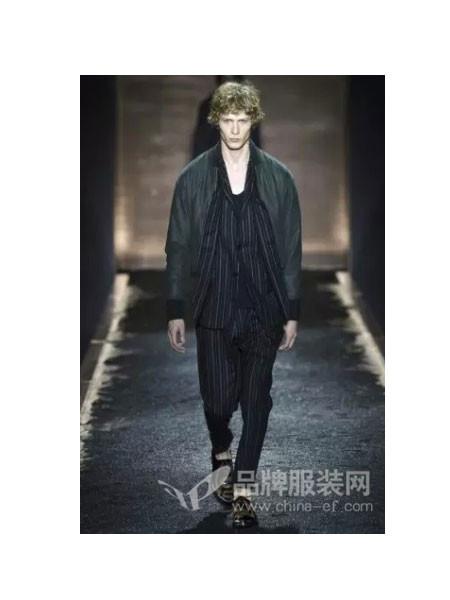 巴赛诺男装时尚休闲百搭夹克外套