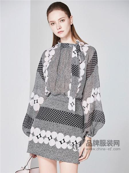 恩曼琳女装2018春夏