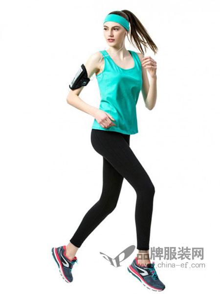 有致Fimage内衣2018春夏新款健身跑步纯棉背心短裤休闲运动装两件套