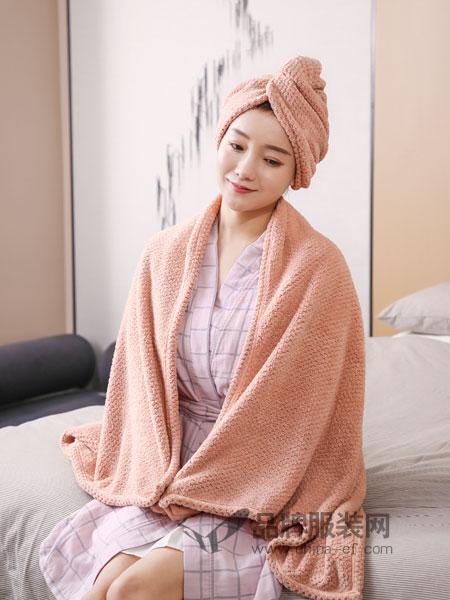 花季的故事内衣2018春夏吸水家用加大毛巾酒店浴巾