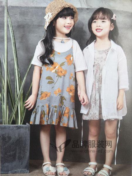 """青稚童装  时尚、个性、潮流""""为理念"""