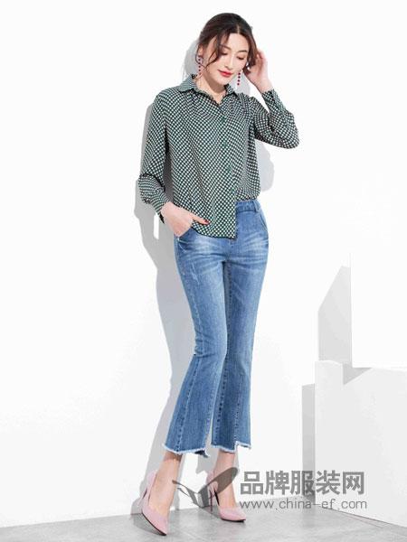 风行凯琦女装2018春夏新款 韩版宽松百搭纯棉白色衬衣长袖白衬衫女韩范