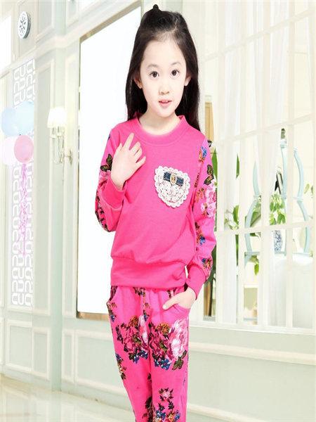 流行的品牌折扣童装穿什么样的衣服时髦?