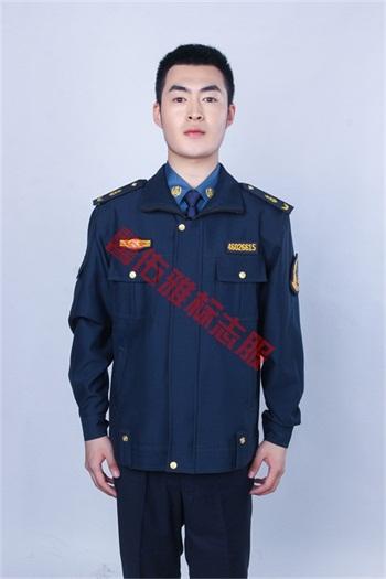 新交通执法标志服,交通执法制服,版型新