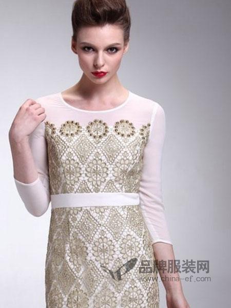 UM&JACE女装 突出女性线条,融合国际前沿时尚元素