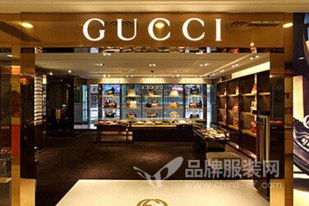 古驰(Gucci)店铺展示