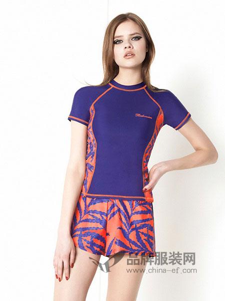 范德安内衣2018春夏保守遮肚性感显瘦学生温泉沙滩游泳装