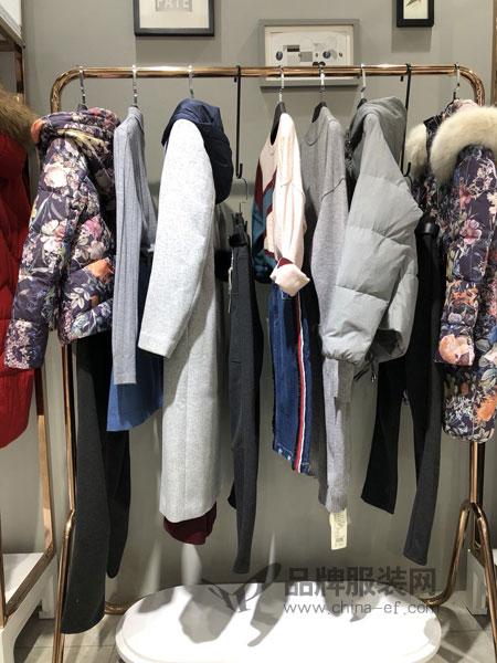 阳光里汀兰品牌折扣女装专柜正品女装尾货库存批发