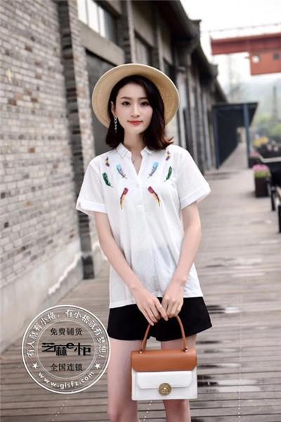 杭州新款小衫