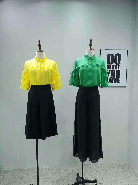 郑州市二七区汇品惠新服饰行女装2018夏季新品