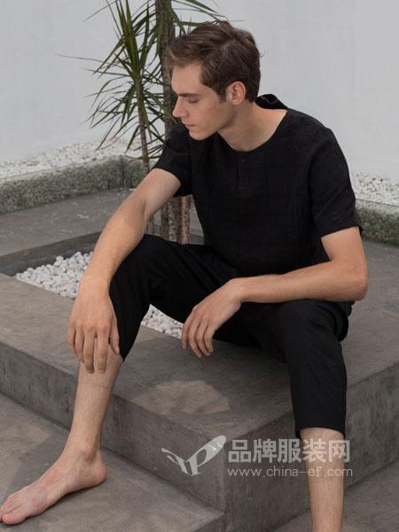 韩仕男装2018春夏修身半袖白色男装半袖体恤衫