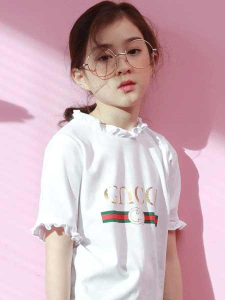 巴贝豆童装童装2018夏季新品2