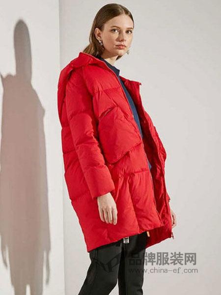 米摩女装新款韩版外套百搭面包棉袄