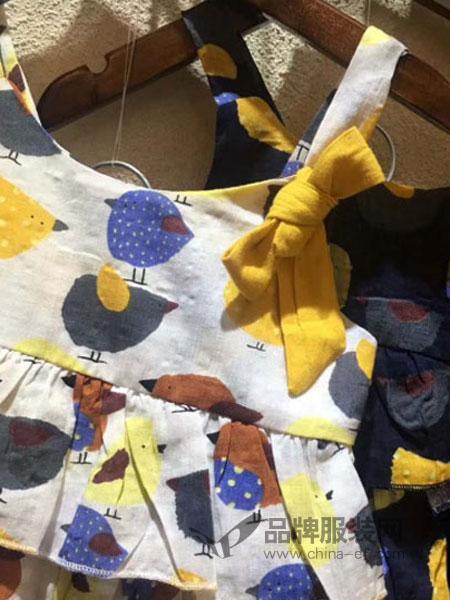三年七班童装2018春夏韩版宝宝短袖短裤儿童两件套潮