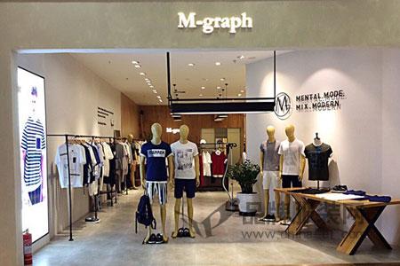 M-graph店铺展示