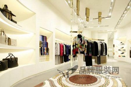 范思哲(versace)店铺展示