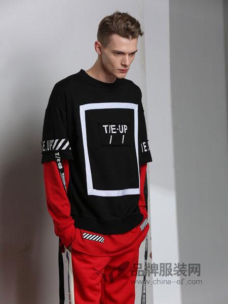 Bistar Galaxy休闲2018春夏拼色贴布宽松学生假两件外套潮流男装上衣服