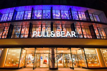Pull&Bear店铺展示