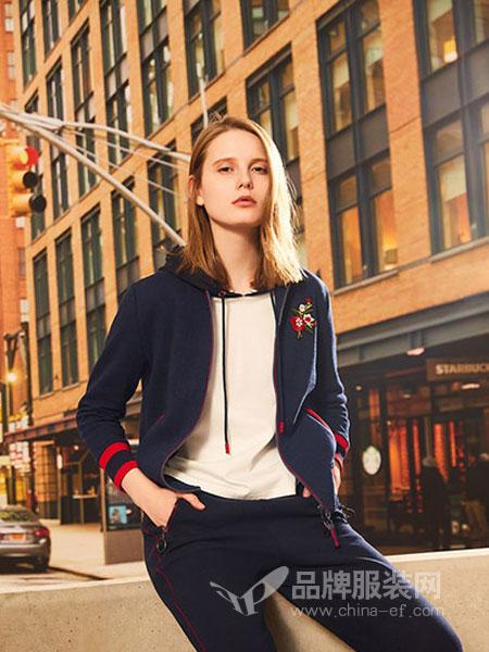 玛格丽女装2018春夏短款夹克棒球服韩版修身显瘦卫衣外衣潮