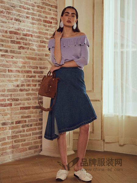西蔻女装2018春夏短袖宽松显瘦女装甜美小衫