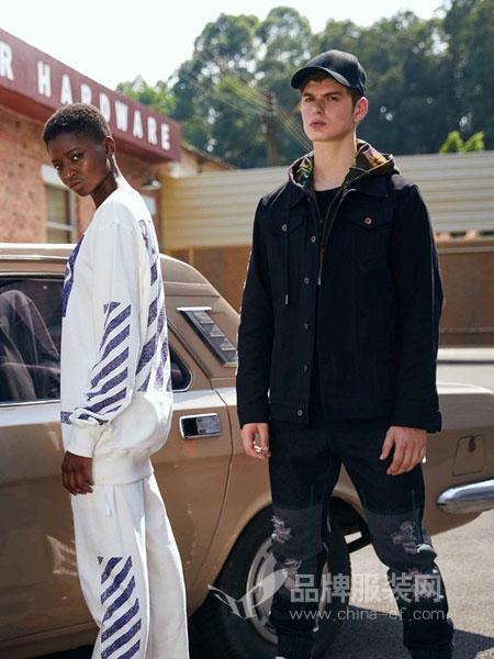 OFFBLACK休闲装代表着个性,自由,潮流的穿衣品味