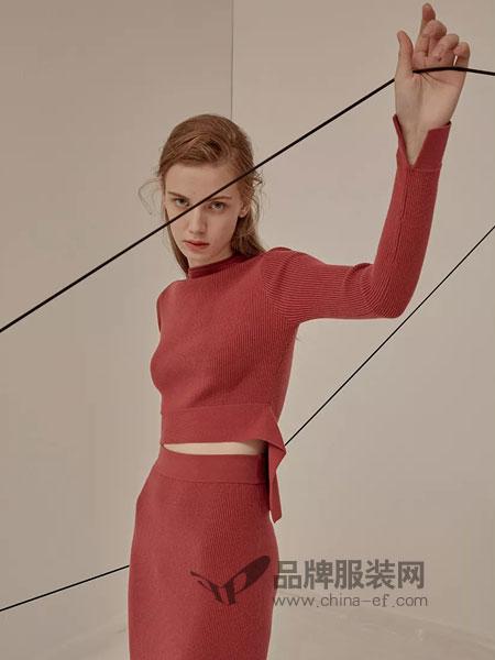 LU JOE女装2018秋季休闲显瘦韩版长袖小香风哈伦两件套裤