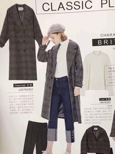 芝麻e柜女装2018秋季新品