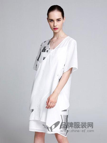 名莎misavogue女装2018春夏背后穿绳柔软舒适漂亮时尚可爱衣服