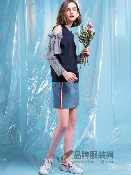 拉谷谷女装打造清新、时尚、自信的形象,使她们散发独有魅力