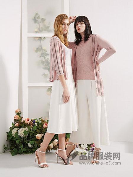 印象草原女装 优雅、简约、知性,既渗透国际流行时尚元素