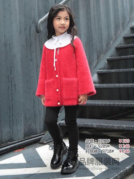 米芝儿MIZHEEL童装自然,自信,快乐,健康的生活气息