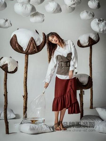 Zimple女装2018秋季高腰时尚套装心机衬衫上衣短裤两件套