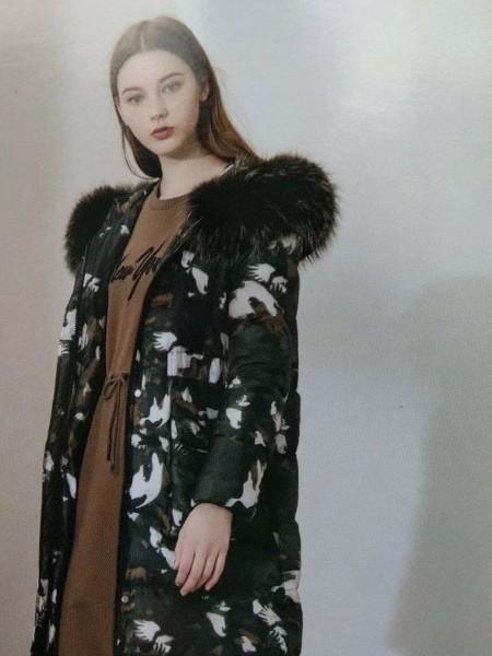 韩序女装2018冬季新品