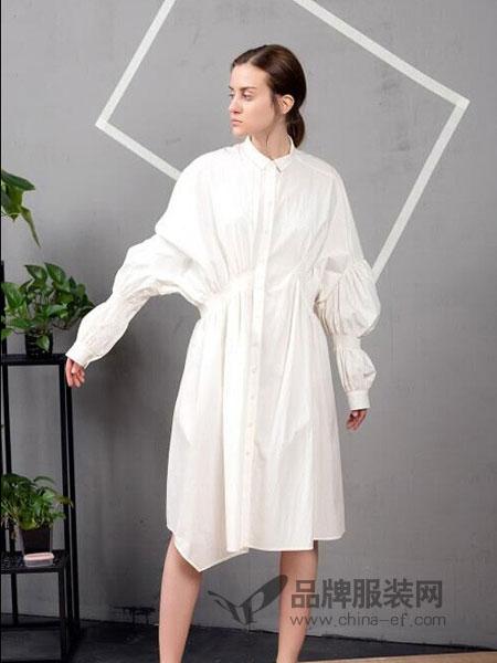 Zry Creative女装2018秋冬新款长袖衬衣开衫外套