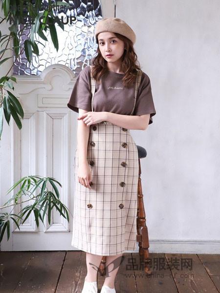 NiceClaup女装2018夏季时尚背带裙