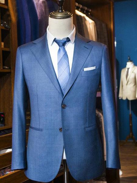 NOPAI男装细腻心思和穿着者身形与气质的完美契合