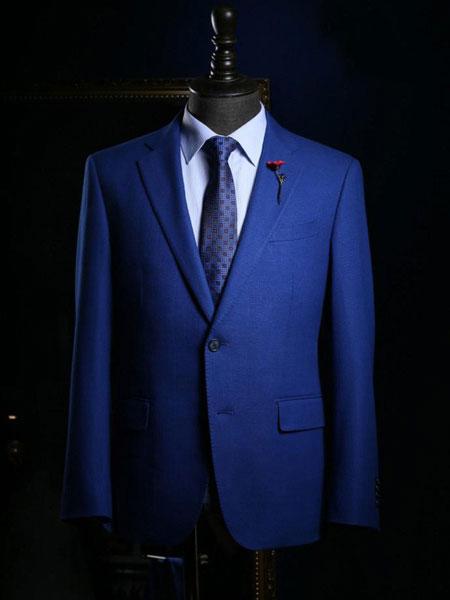 NOPAI男装呈现出卓尔不凡的质感和舒适的穿着体验