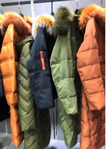 YIXUN依薰折扣品牌2018冬季新品