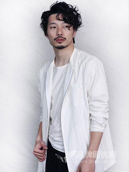 锃锦男装2018春夏纯色外套