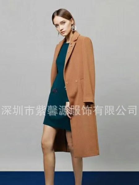 深圳紫馨源服饰秋冬女装尾货品牌女装大量批发