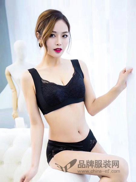 玫瑰春天内衣2018夏季聚拢胸罩