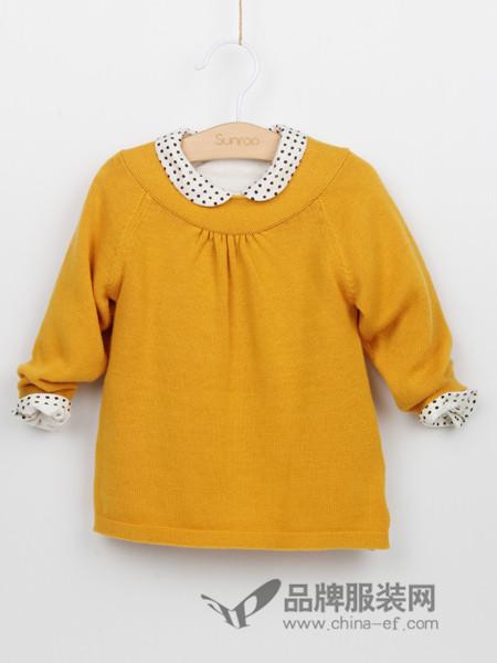 阳光鼠童装秋季可爱上衣