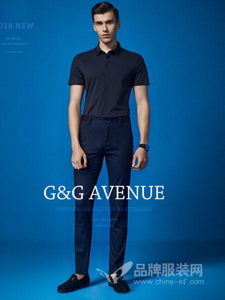 G&GAvenue男装2018春夏POLO衫